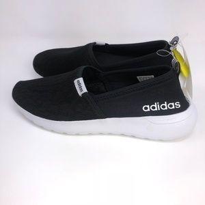 ee7fc6fee adidas Shoes - Adidas CF Lite Racer Slip On Running Shoes Black
